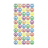 Best CafePress Bath Towels - CafePress - Peace Symbols - Large Beach Towel Review