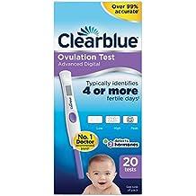 Prueba de ovulación Clearblue Digital