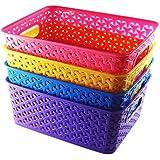 FAIR FOOD Naoe Fair Food Storage Basket - Assorted (Pack of 4)