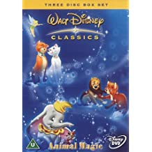 Walt Disney Classics - Animal Magic : The Fox And The Hound, Dumbo, The Aristocats