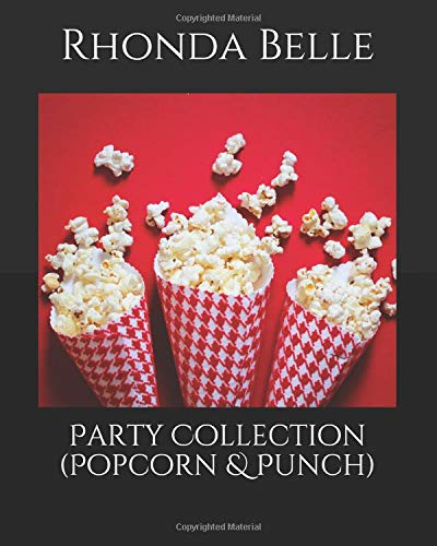 Party Collection (Popcorn & Punch) Punch Bowl Bar