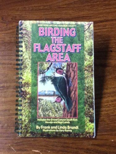 Birding the Flagstaff Area