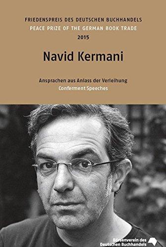 Friedenspreis des Deutschen Buchhandels 2015 - Navid Kermani