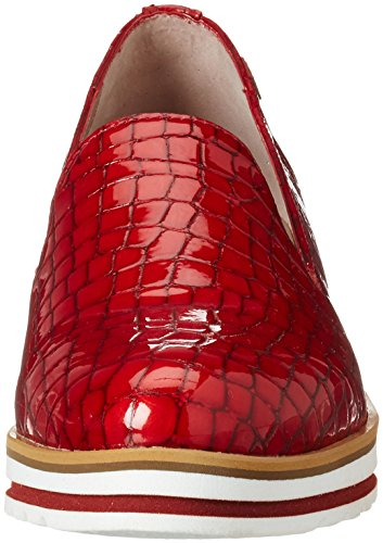 Vitti Love 521-207, Mocassins Femme Rot (Rojo)