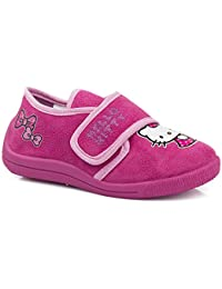 Hello Kitty Chaussons rose