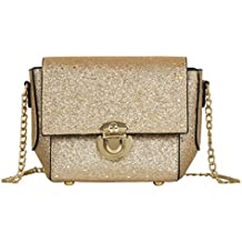 59d7a614d1055 Verrückte Rabatt-Saison UFACE Pailletten-Stern Crossbody Tasche Kette  Messenger Bag Mode Frauen Damen