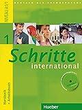 Schritte international 1. Kursbuch + Arbeitsbuch mit Audio-CD zum Arbeitsbuch und interaktiven ??bungen by Daniela Niebisch (2006-02-01)