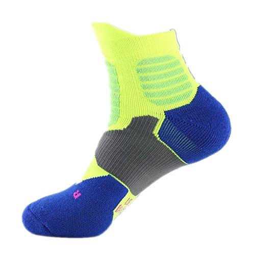 Swallowuk Outdoor-Quick-Duty-Fußball-Socken, Verdickung Sport Socken Basketball Socken (4)