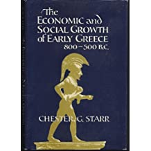 Economic and Social Growth of Early Greece, 800-500 B.C.