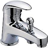 Robinet Mitigeur neuf garantie pour bain-douche monotrou city 2 sanitair - Pleine