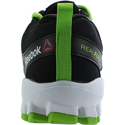 Reebok Jungen Realflex Train 4.0 Turnschuhe Black