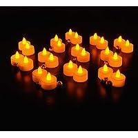 Satyam Kraft Led Tea Light Candles Diwali Gift /Home Decor/ Wedding/ Birthday/ Festivals / Anniversary / All Purpose…