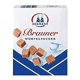 Diamant Brauner Würfelzucker 500 Gramm