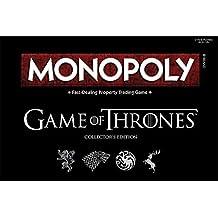 Juego de tronos juego de Monopoly