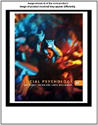 Cengage Advantage Books: Social Psychology by Saul Kassin (2010-01-28)