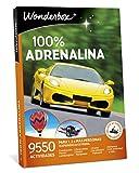 WONDERBOX Caja Regalo -100% Adrenalina- 9.550 Actividades para una o más Personas