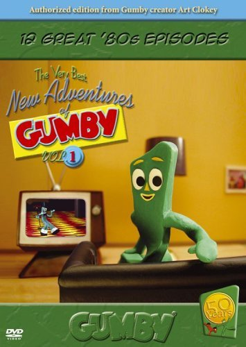 Gumby: The Very Best New Adventures of Gumby, Vol. 1 (Dvd Gumby)