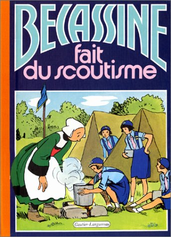 Bécassine fait du scoutisme, tome 23