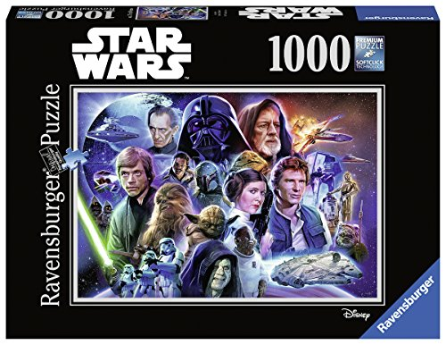 Ravensburger Puzzle para Adultos 19887 Starwars: Limited Edition 6, Puzzle
