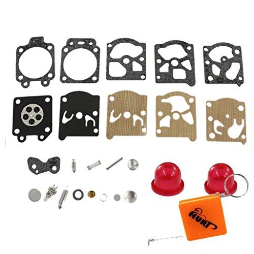 Preisvergleich Produktbild HURI K20-WAT Vergaser Reparatursatz Kit Membrane Dichtung für Trim Mac 210 240 241 250 251 280 281 323S Pro Mac 320