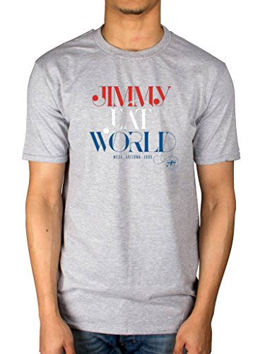 Official Jimmy Eat World Swoop T-Shirt