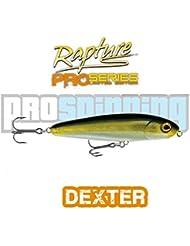 RAPTURE - DEXTER- Señuelo pesca - Spinning - COLOR TGS
