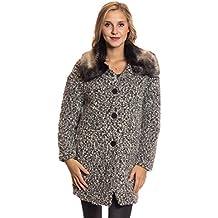 Abbino 727 Mäntel Wollmäntel Damen Frauen - Made in Italy - 2 Farben - Damenmäntel  Übergang 47a61d82c4