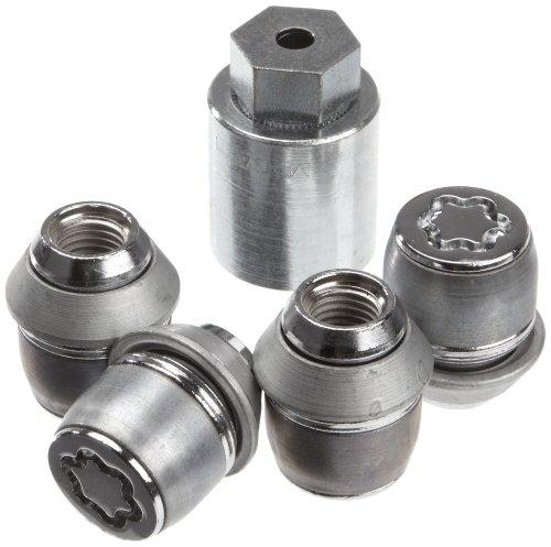 24212SL Radsicherungsmuttern SL (Ultra High Security) M12x.1.5, Kegelsitz/W, Gesamtlänge 35,0mm, SW21, Schlüsseldurchmesser 28,8 mm preisvergleich
