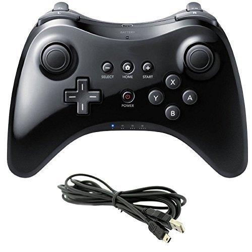 AeeYui Wireless Bluetooth Controller für Nintendo WII U Gamepad Pro Switch für Kinder Erwachsene