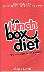 The Lunch Box Diet Cookbook by Simon Lovell