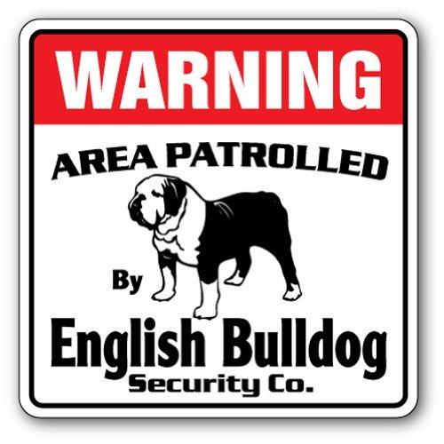 icherheit Schild Bereich 'Guard Fun Dog Schilder Nadia Tierarzt ()
