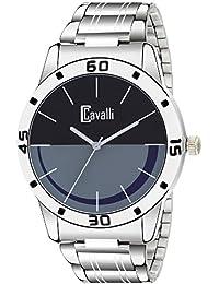 Cavalli Rock Analogue Black-Grey Dial Men's & Boys Watch - CWS0500S