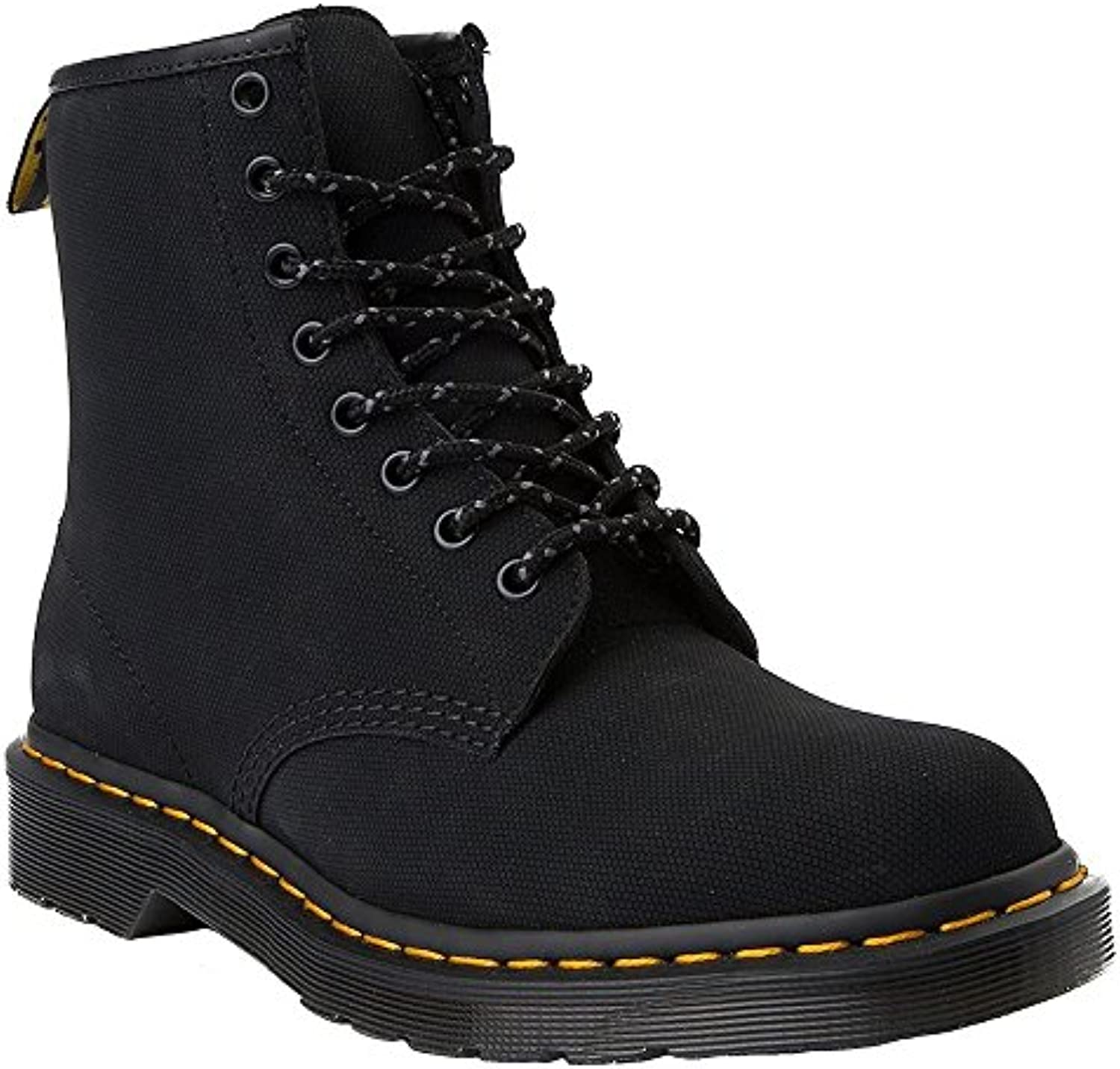 Dr.Martens Womens 1460 8 Eyelet Pebble Leather Boots