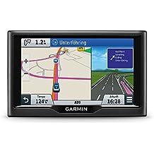 Garmin nüvi 68LMT Navigationsgerät (lebenslange Kartenupdates, Premium Verkehrsfunklizenz, 15,2cm (6 Zoll) Touchscreen)