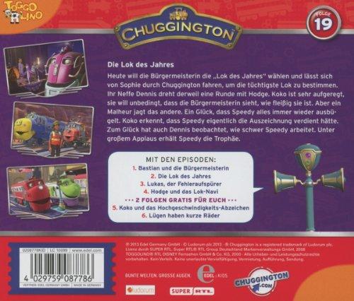 Image of Chuggington-(19)Original HSP z.TV-Serie-Die Lok De (Hörspiel)