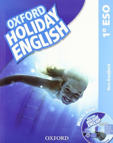 Holiday English 1º ESO: Student's Pack Spanish 3rd Edition (Holiday English Third Edition) - 9780194014502