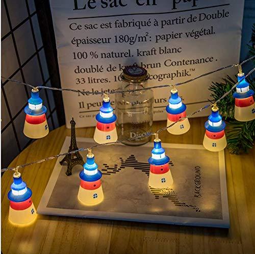 Neue warme Farbe Spinnennetz Laterne Schneemann Laternen kleine Gummi Leuchtturm Zimmer romantische Atmosphäre Dekoration LED-Lichterkette 3m -