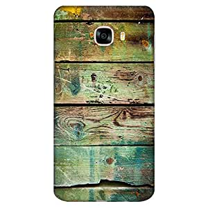MOBO MONKEY Printed Hard Back Case Cover for Samsung Galaxy C5 - Premium Quality Ultra Slim & Tough Protective Mobile Phone Case & Cover