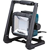 Makita DEADML805 luz de trabajo - luces de trabajo (LED, Negro, Turquesa, Color blanco)