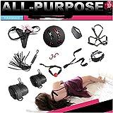 """""""Set sm set bondage kit di giocattoli kit bondage giocattoli adulti set set set peluche peluche in bundle"""""""