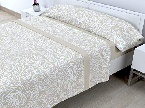 Cabetex Home - Juego sábanas termicas pirineo - 3