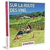 SMARTBOX - Coffret Cadeau homme femme couple - Sur la Route des vins - idée cadeau - 116 séjours : au cœur de vignobles
