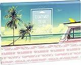 Heftbox, Fächermappe, für A4, 6-teilig, Brunnen REVERSE Beach, 10-20240451