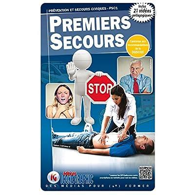 Livre Premiers secours : Prévention et Secours Civiques PSC1