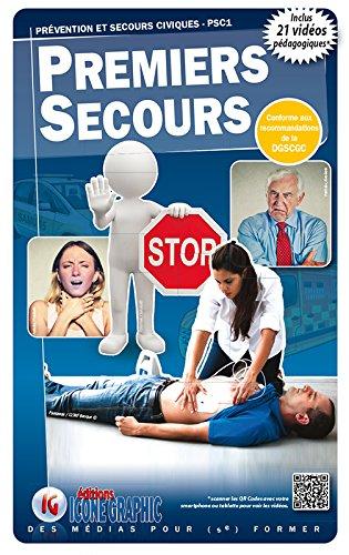 Livre Premiers secours - Prvention et Secours Civiques PSC1