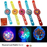 Decorative Buckets : RAKHI FOR KIDS :MUSICAL LED RAKHI : Rakhi For Brother : Rakhi For Kids : RAKHI WITH FREE GIFT CARD: Raksha Bandhan Gifts For Brother : Online Rakhi: :rakhi For Brother With Gift Combo : KIDS RAKHI MOTU PATLU / BENTEN / SPIDERMAN/BHAUB