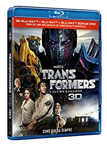 Transformers: L'Ultimo Cavaliere (2 Blu-Ray 3D + Blu-Ray)