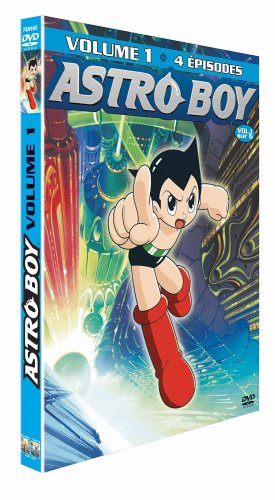 ASTRO BOY VOLUME 1 - DVD