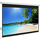 #4: Gom 4x6 Motorized Wall and Ceiling Projector Screens