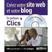 Créez votre site web et votre blog (1Cédérom)